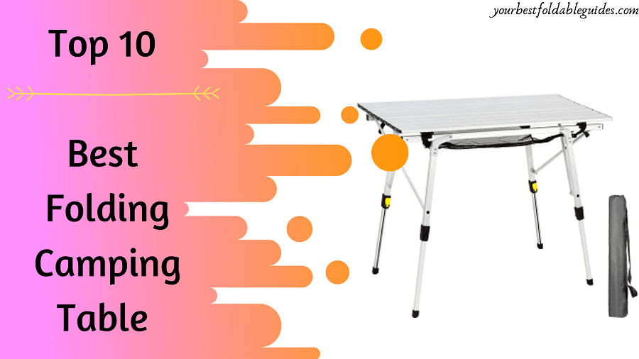 Best Folding Camping Table